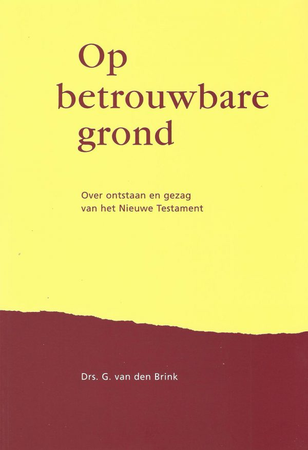 Cover Betrouwbare Grond