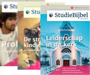 StudieBijbel Magazines